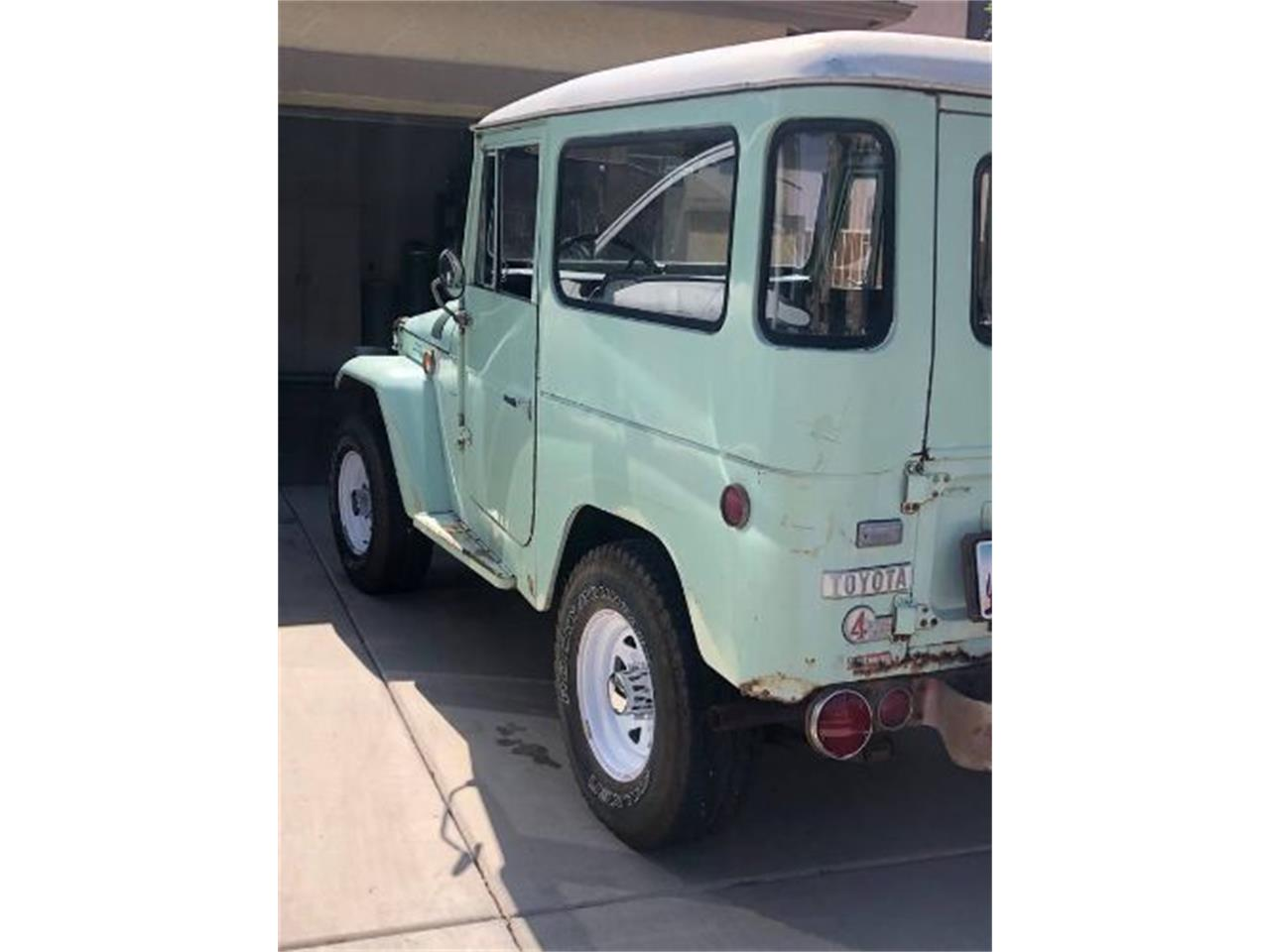 1969 Toyota Land Cruiser FJ (CC-1415129) for sale in Cadillac, Michigan