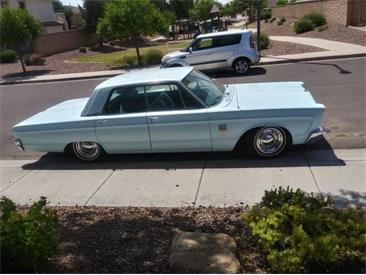 1966 Plymouth Fury III (CC-1415130) for sale in Cadillac, Michigan