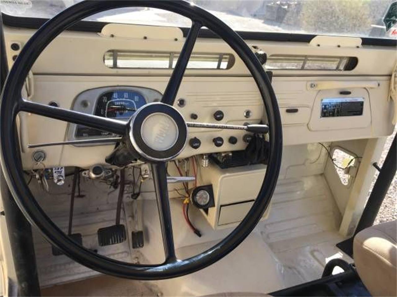 1965 Toyota Land Cruiser FJ (CC-1415132) for sale in Cadillac, Michigan