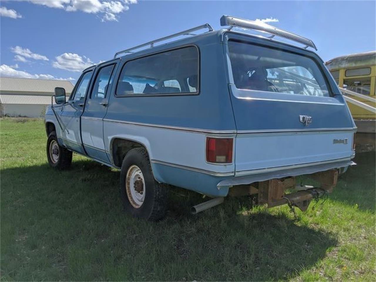 1978 Chevrolet Suburban (CC-1415134) for sale in Cadillac, Michigan