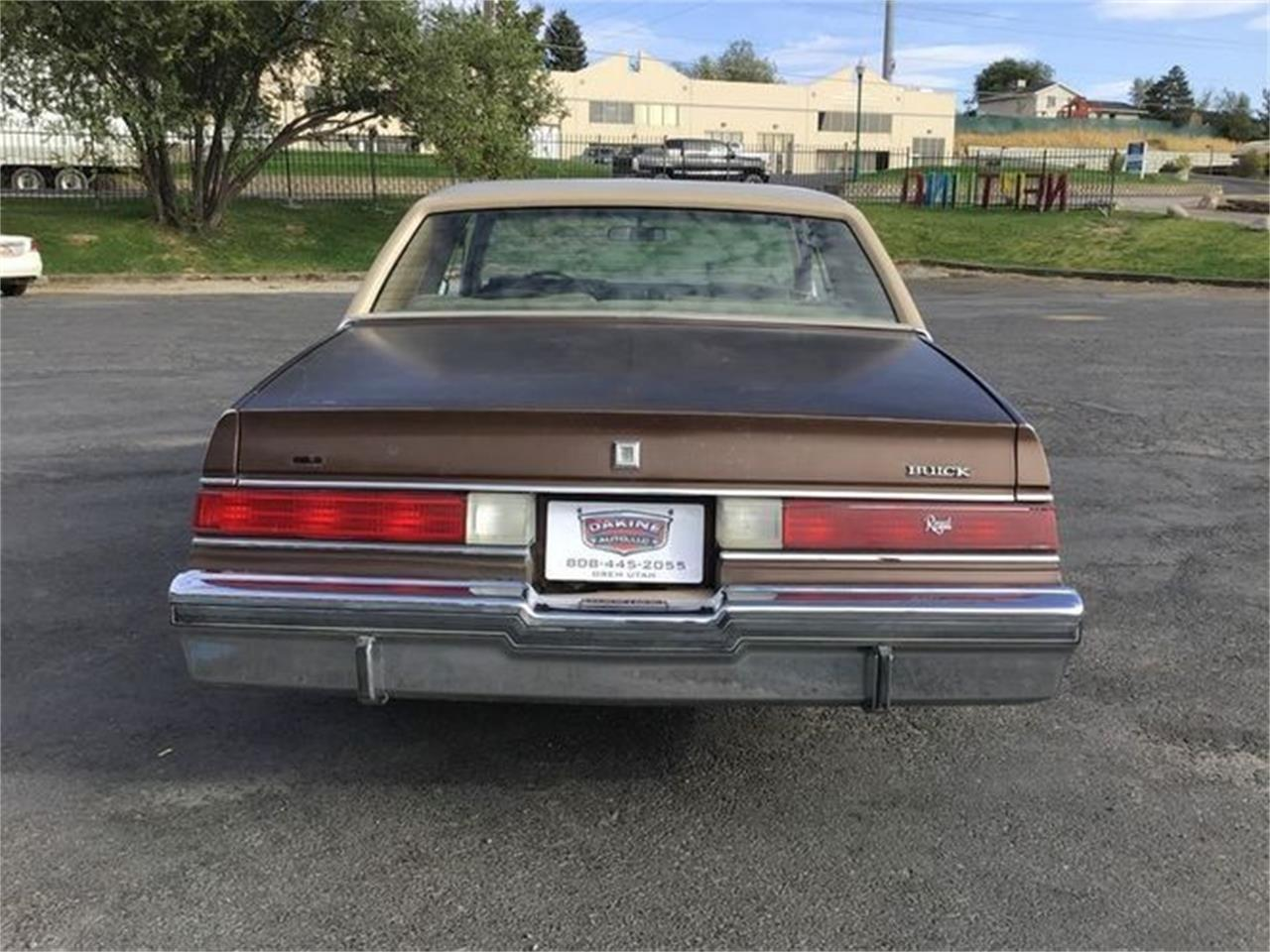 1981 Buick Regal (CC-1415137) for sale in Cadillac, Michigan