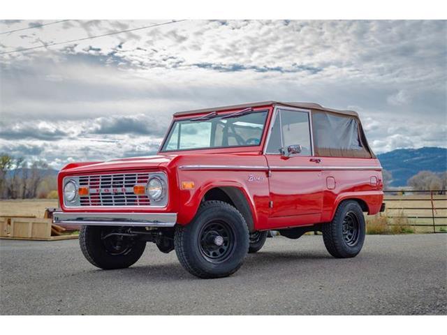 1977 Ford Bronco (CC-1415139) for sale in Cadillac, Michigan