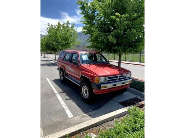 1989 Toyota 4Runner (CC-1415140) for sale in Cadillac, Michigan