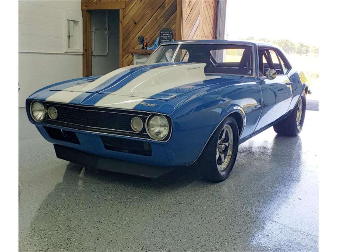 1968 Chevrolet Camaro (CC-1415142) for sale in Mundelein, Illinois