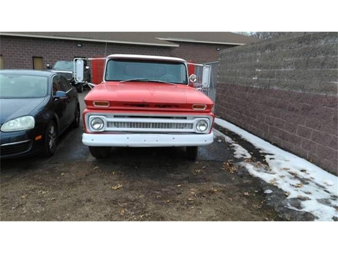 1966 Chevrolet C/K 30 (CC-1410515) for sale in Cadillac, Michigan