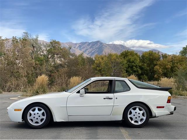 1987 Porsche 944 (CC-1415151) for sale in Cadillac, Michigan