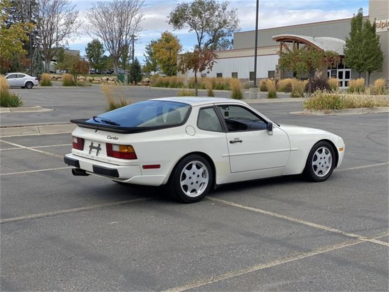 1987 Porsche 944 (CC-1415151) for sale in Cadillac, Michigan