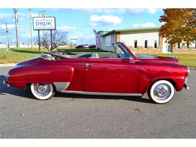 1948 Studebaker Champion (CC-1415154) for sale in Ramsey, Minnesota