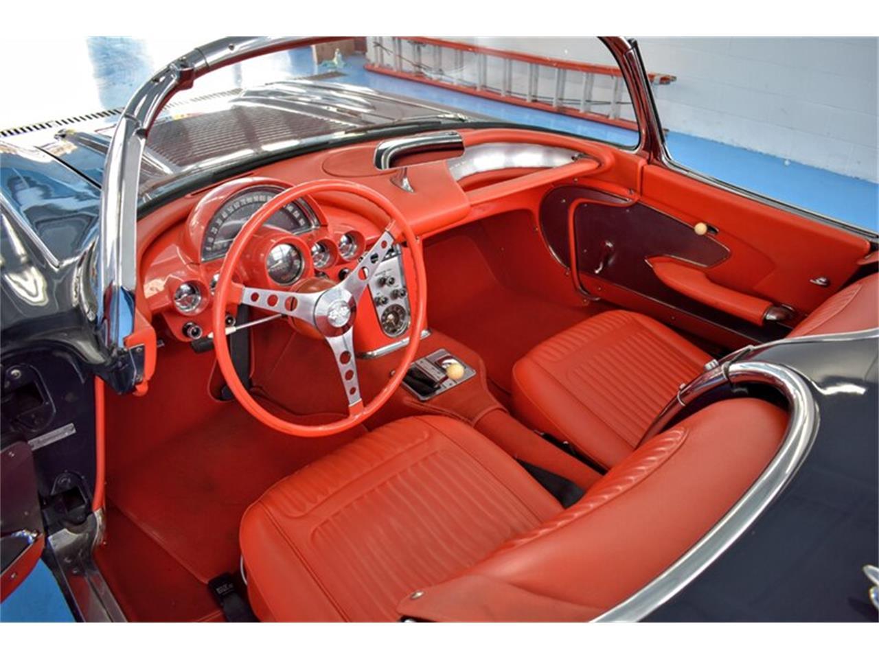 1958 Chevrolet Corvette (CC-1415156) for sale in Springfield, Ohio