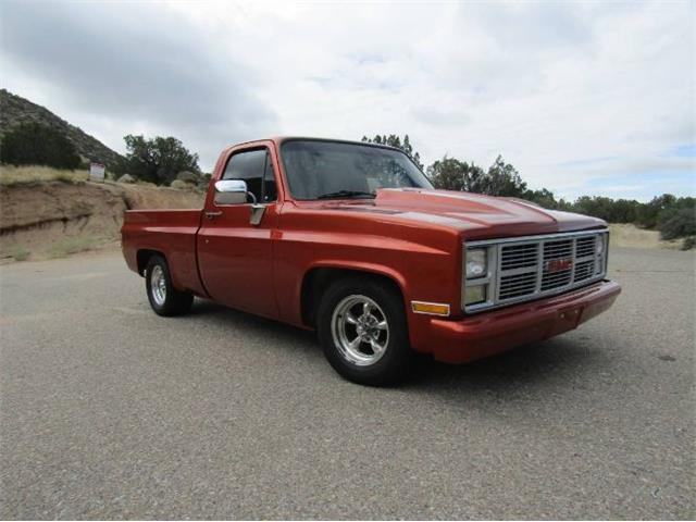 1987 GMC 1500 (CC-1415158) for sale in Cadillac, Michigan