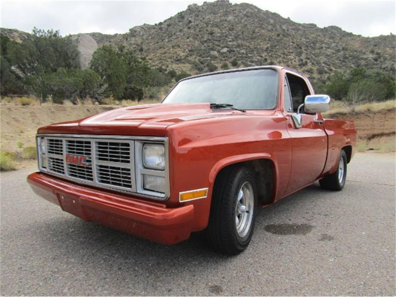 1987 GMC 1500 (CC-1415158) for sale in Cadillac, Michigan