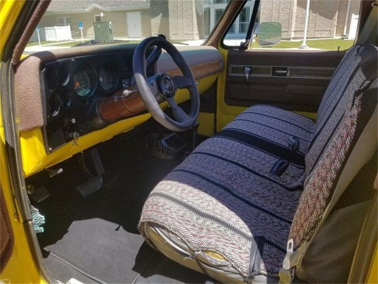 1975 Chevrolet K-10 (CC-1415161) for sale in Cadillac, Michigan