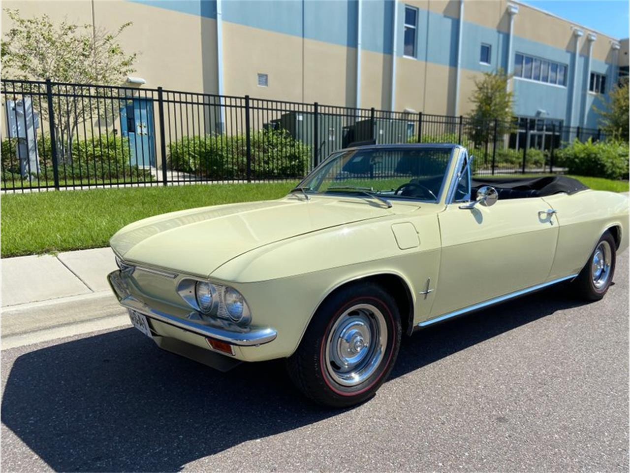 1966 Chevrolet Corvair (CC-1415163) for sale in Clearwater, Florida