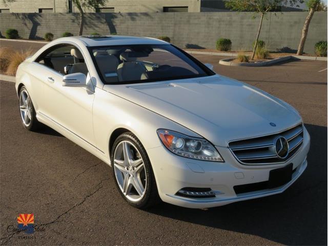 2012 Mercedes-Benz CL-Class (CC-1415164) for sale in Tempe, Arizona