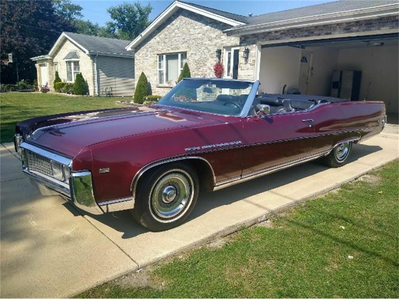 1969 Buick Electra 225 (CC-1410517) for sale in Cadillac, Michigan