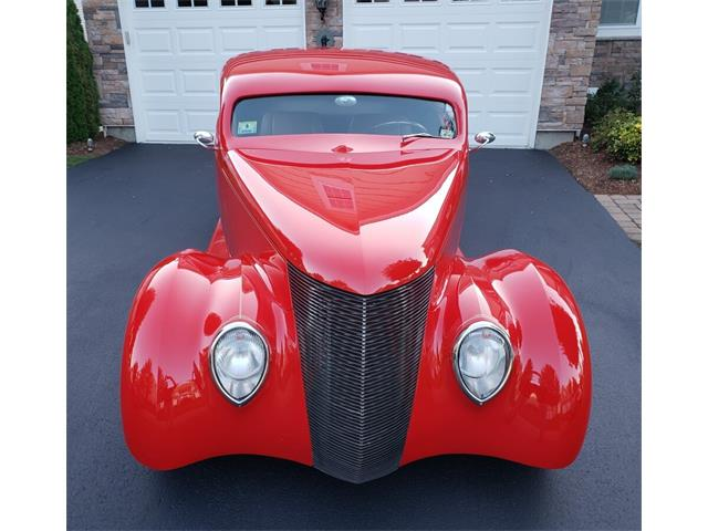 1937 Ford Coupe (CC-1415170) for sale in Lake Hiawatha, New Jersey