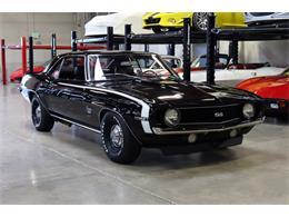 1969 Chevrolet Camaro SS (CC-1415173) for sale in San Carlos, California