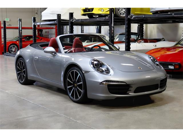 2016 Porsche 911 (CC-1415174) for sale in San Carlos, California