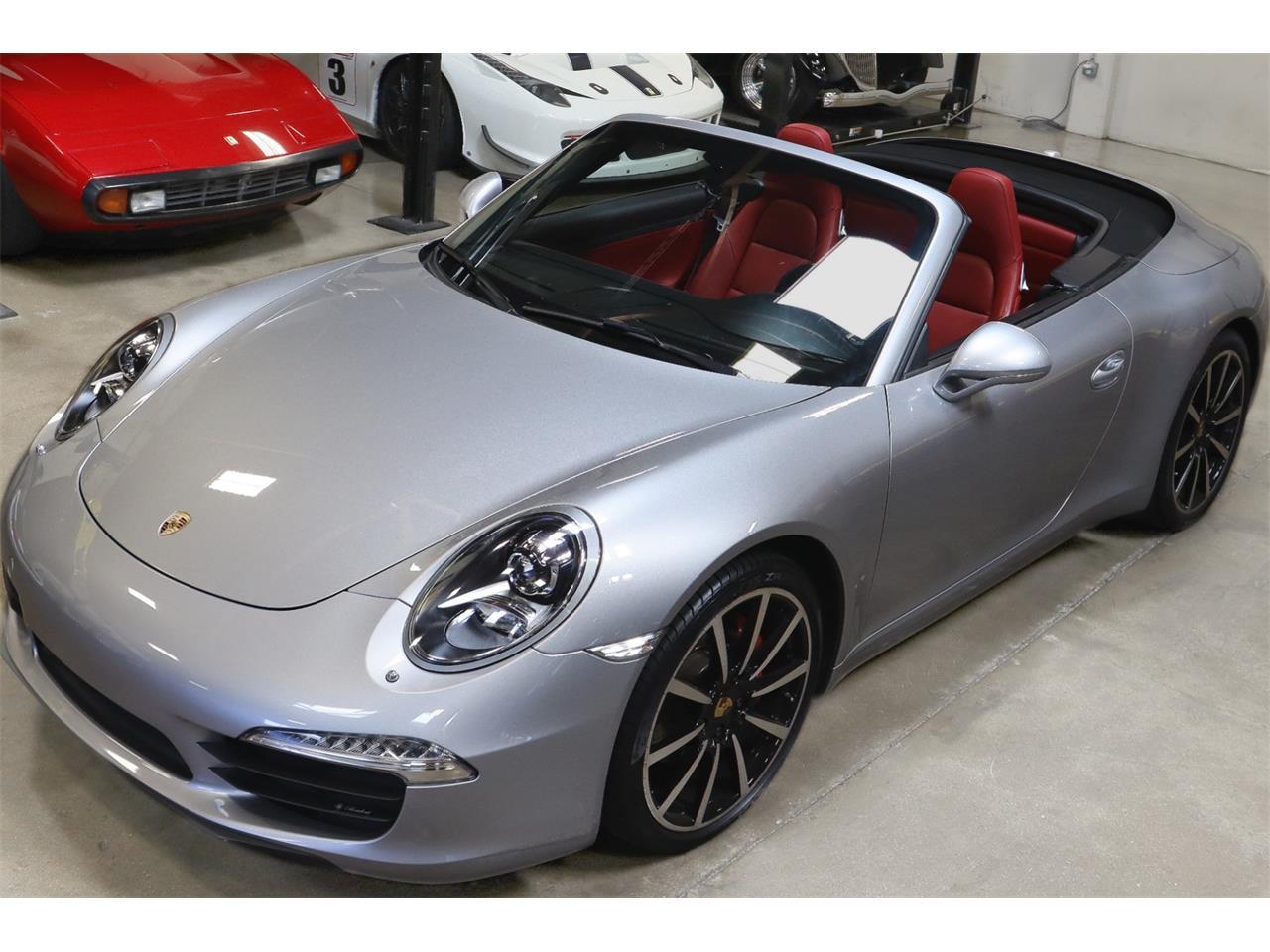 2016 Porsche 911 (CC-1415174) for sale in San Carlos, California