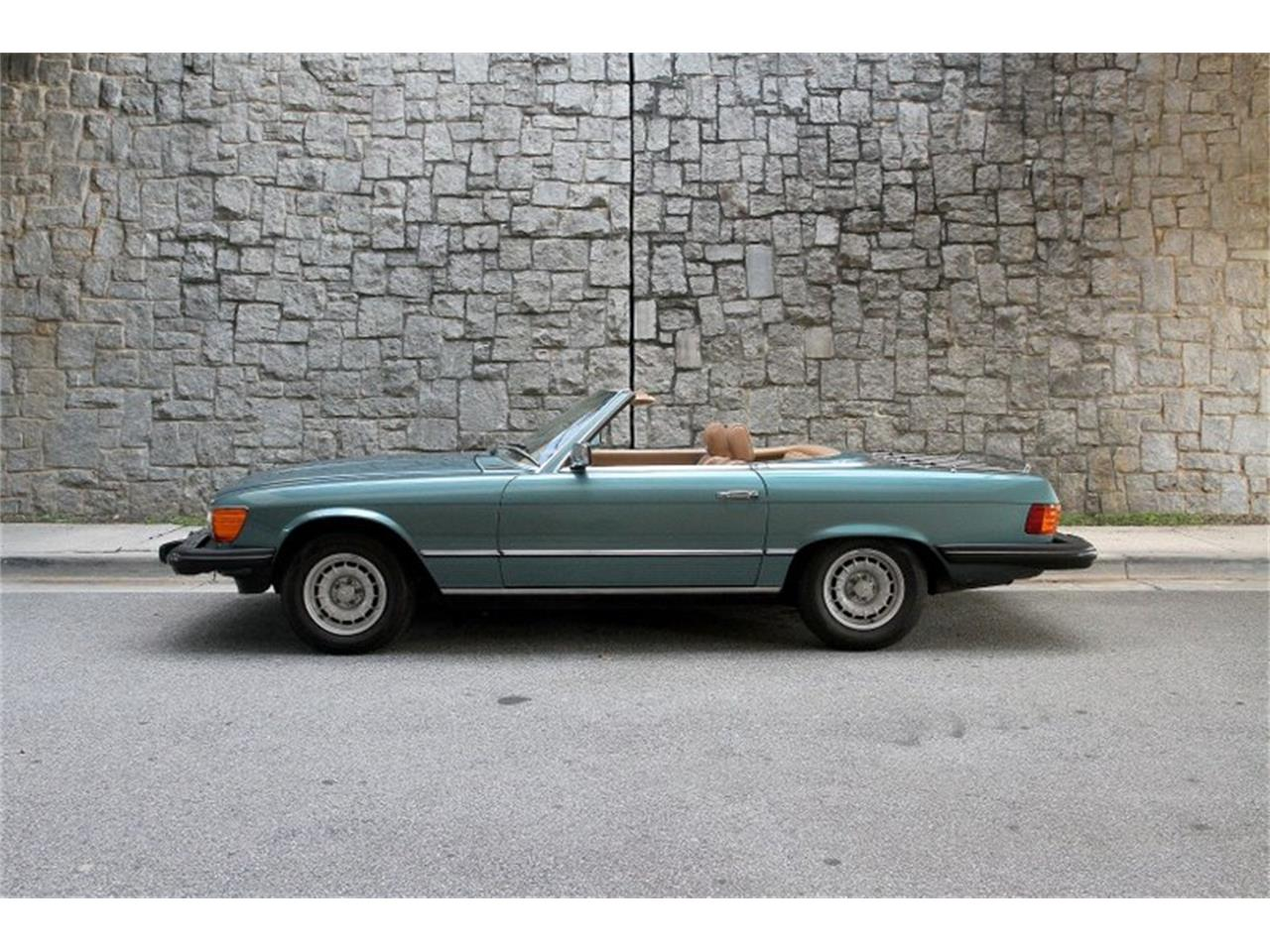 1980 Mercedes-Benz 450SL (CC-1415178) for sale in Atlanta, Georgia