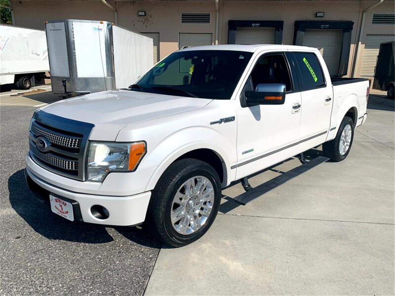 2011 Ford F150 (CC-1415187) for sale in Tavares, Florida