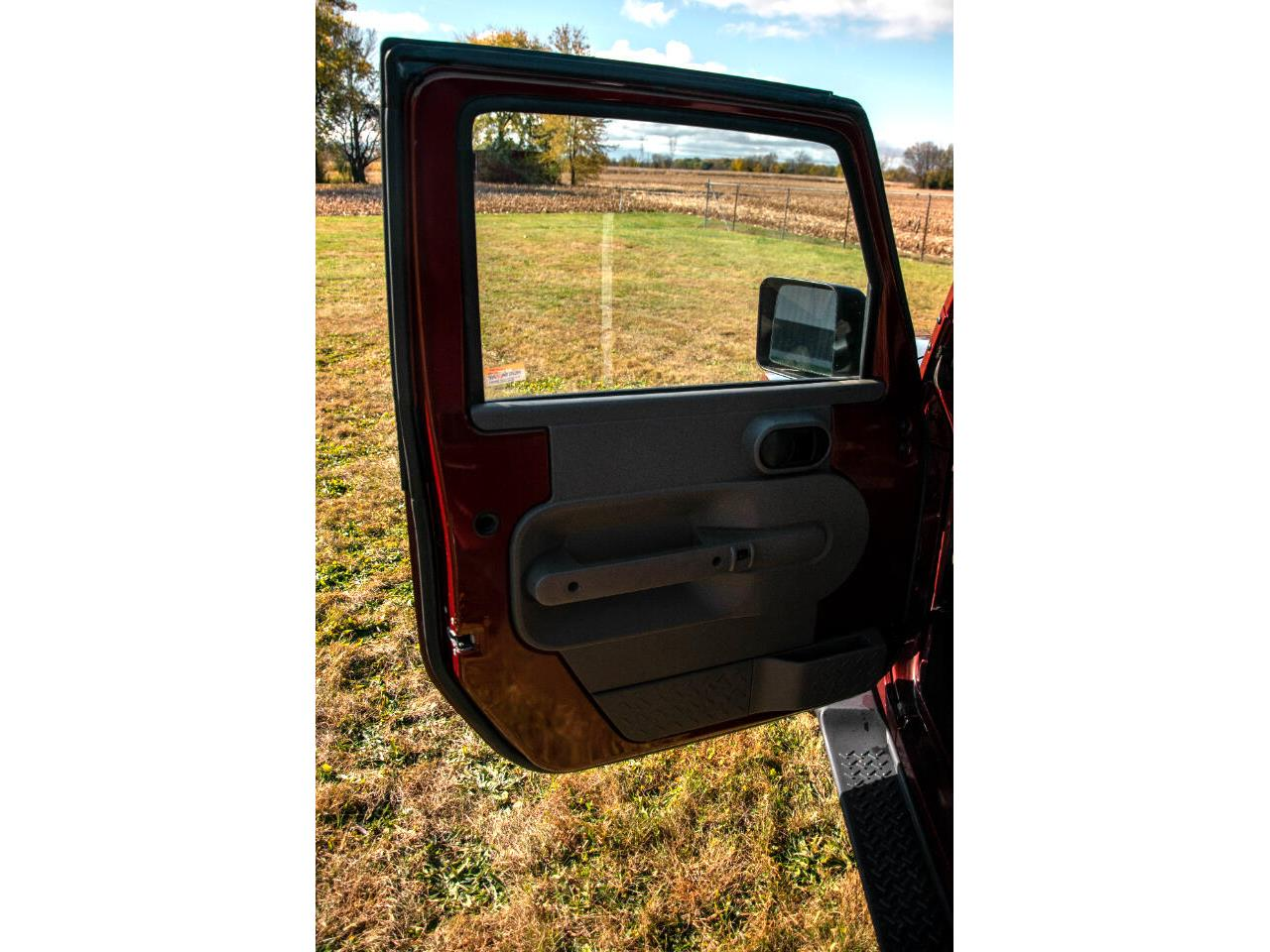 2008 Jeep Wrangler (CC-1415193) for sale in Cicero, Indiana