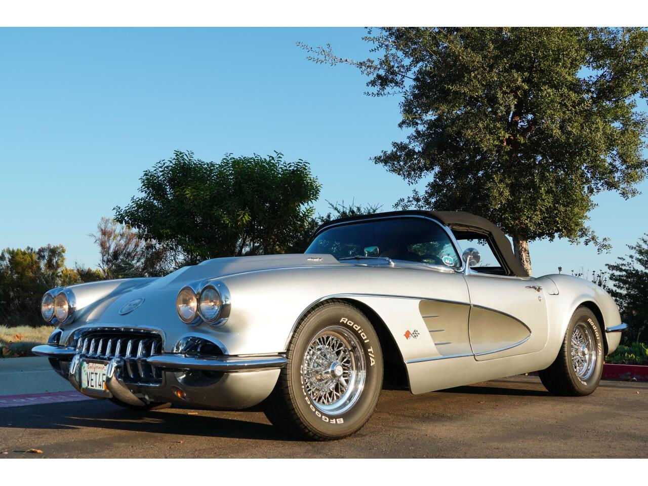1958 Chevrolet Corvette (CC-1415196) for sale in San Diego, California