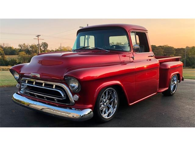 1957 Chevrolet 3100 (CC-1415199) for sale in Carrollton, Texas