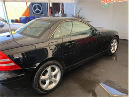 2001 Mercedes-Benz SLK-Class (CC-1415201) for sale in Los Angeles, California