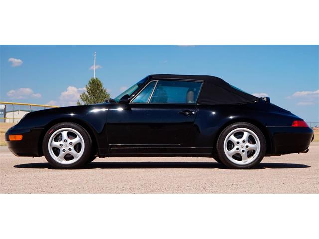 1995 Porsche 911 (CC-1415204) for sale in Carrollton, Texas