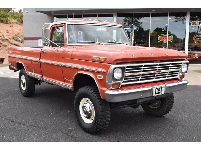 1969 Ford F250 (CC-1415207) for sale in Payson, Arizona