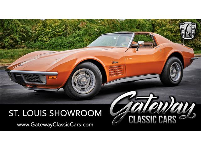 1971 Chevrolet Corvette (CC-1415214) for sale in O'Fallon, Illinois