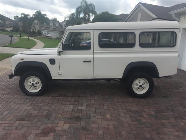 1993 Land Rover Defender (CC-1415218) for sale in Altamonte Springs, Florida