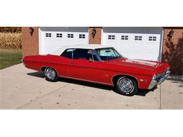 1968 Chevrolet Impala (CC-1415219) for sale in Anderson, Indiana