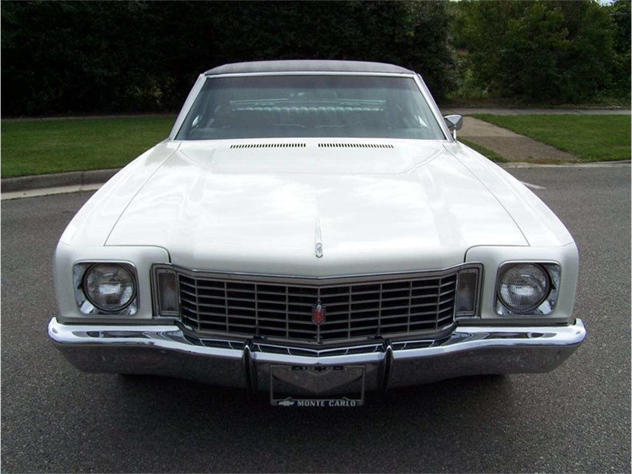 1972 Chevrolet Monte Carlo (CC-1410522) for sale in Greensboro, North Carolina