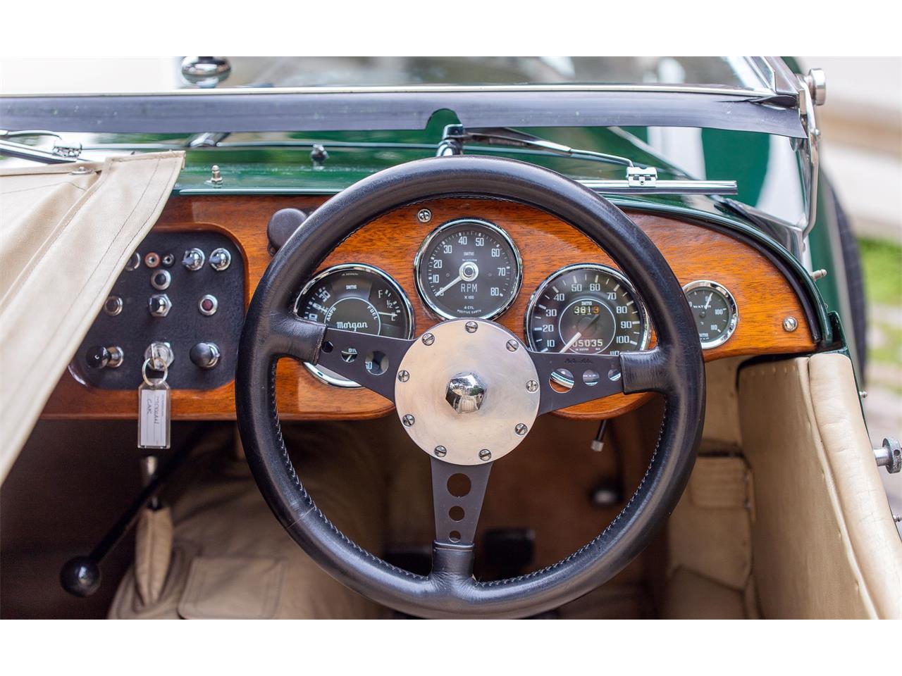 1967 Morgan 4 (CC-1415222) for sale in MONTEREY, California