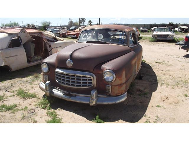 1950 Nash Ambassador (CC-1415227) for sale in Phoenix, Arizona