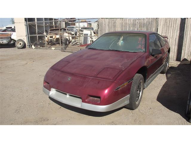 1986 Pontiac Fiero (CC-1415229) for sale in Phoenix, Arizona
