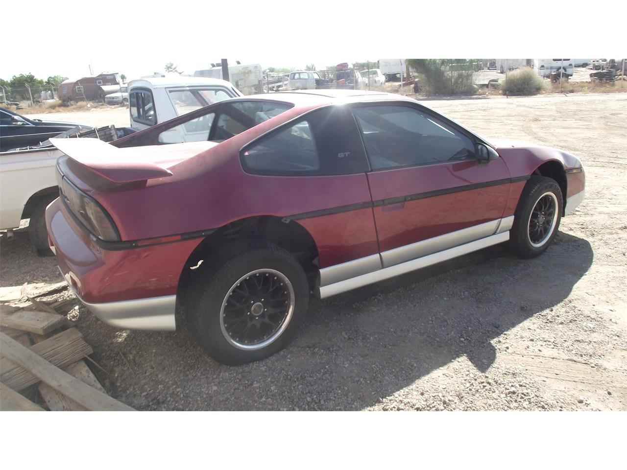 1986 Pontiac Fiero (CC-1415229) for sale in Phoenix, Arizona