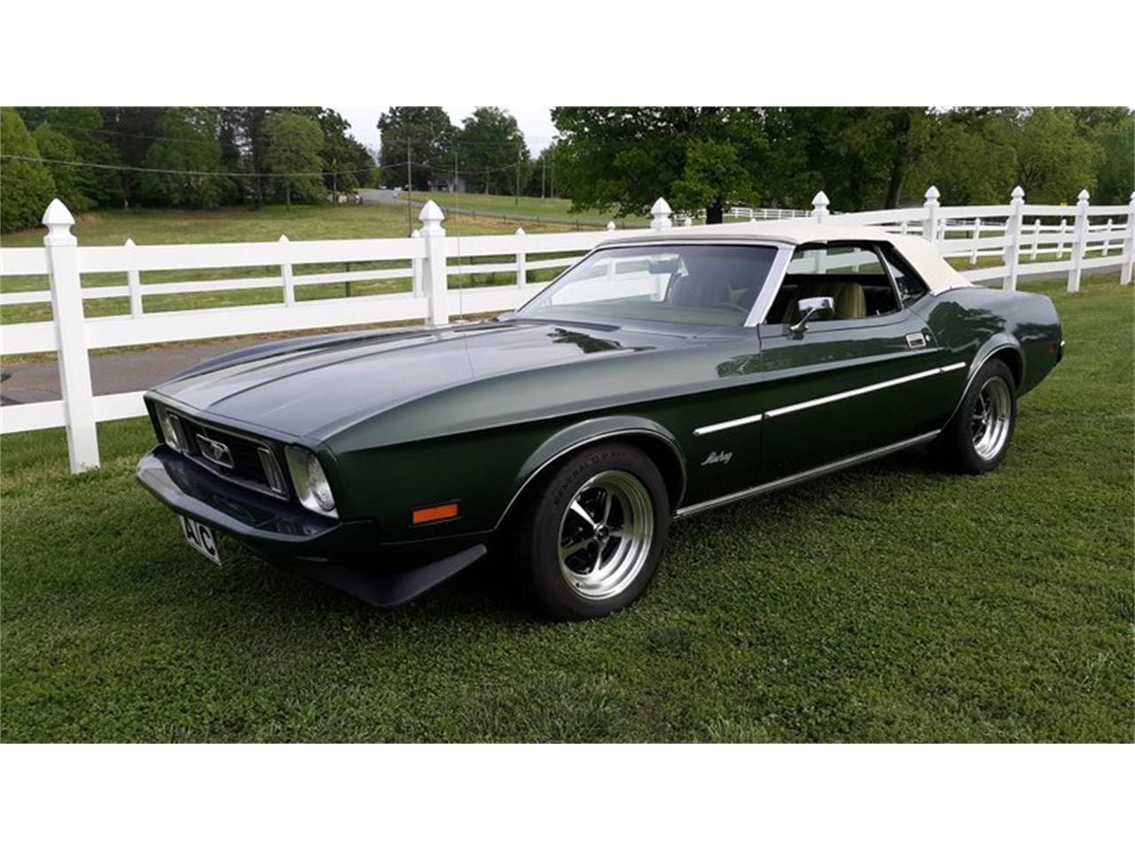1973 Ford Mustang (CC-1410523) for sale in Greensboro, North Carolina