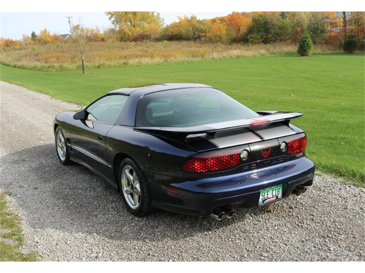 2002 Pontiac Firebird Trans Am WS6 (CC-1415234) for sale in Ortonville, Michigan