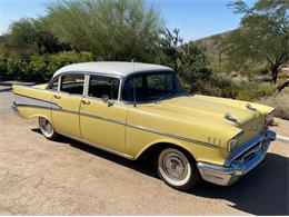 1957 Chevrolet Bel Air (CC-1415235) for sale in Scottsdale, Arizona