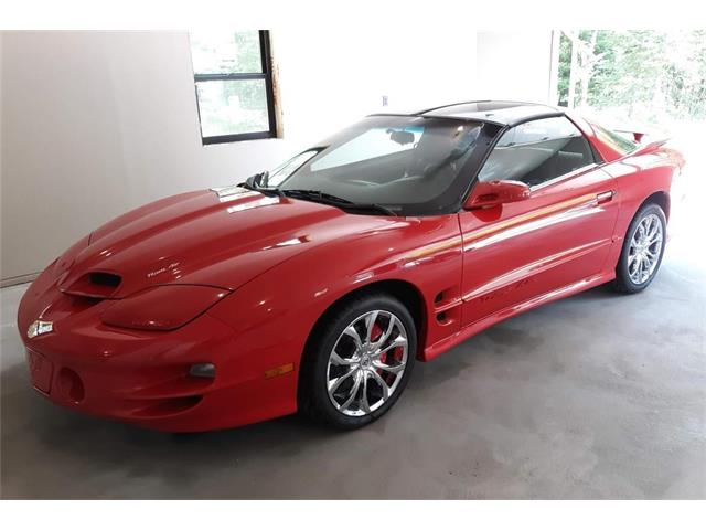 2000 Pontiac Firebird Trans Am WS6 (CC-1415238) for sale in Pelican Lake, Wisconsin