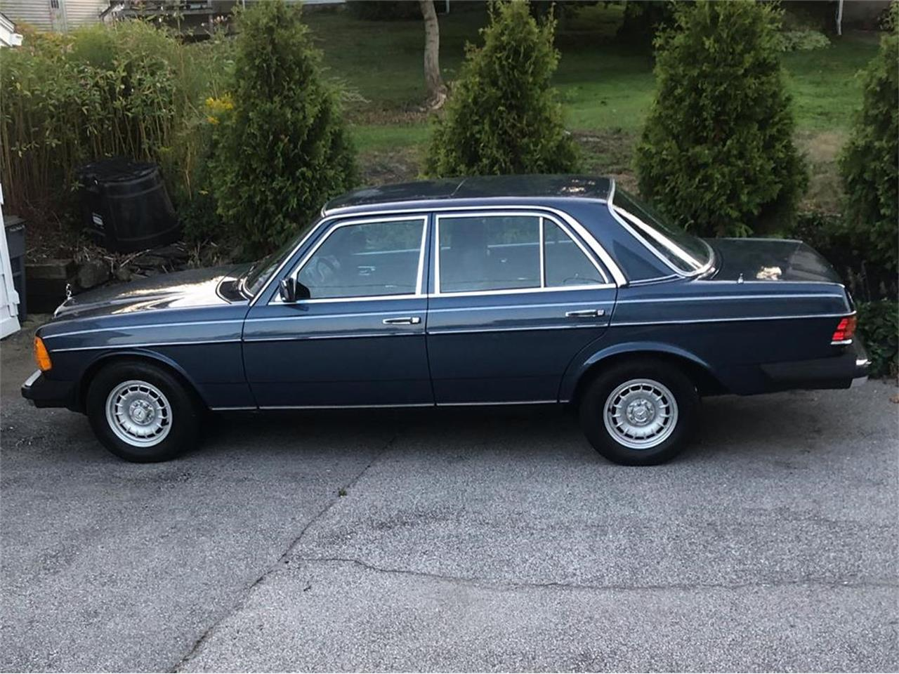 1983 Mercedes-Benz 300D (CC-1415241) for sale in Owls Head, Maine