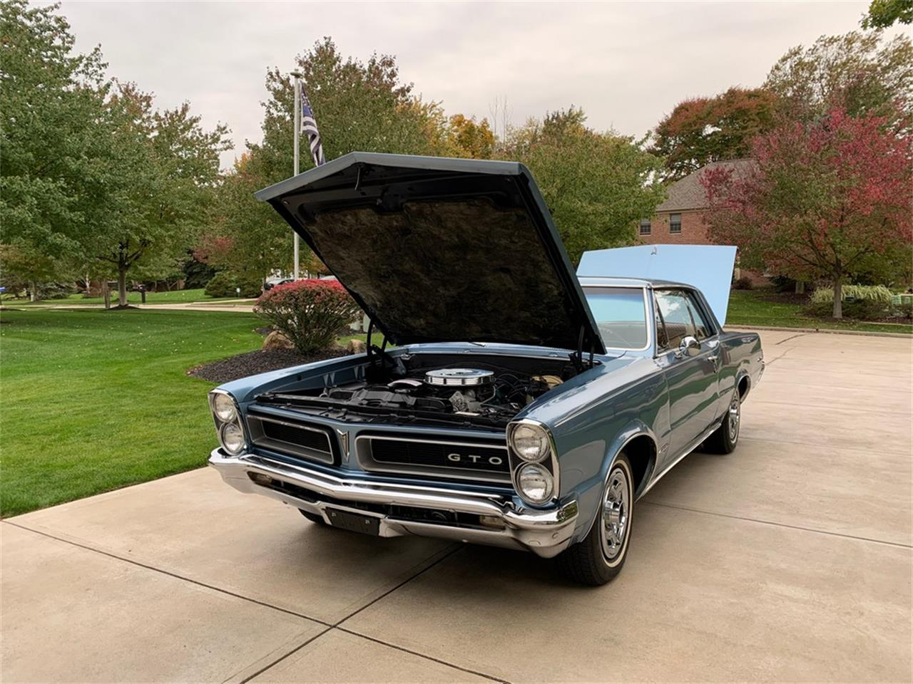 1965 Pontiac GTO (CC-1415249) for sale in North Royalton, Ohio