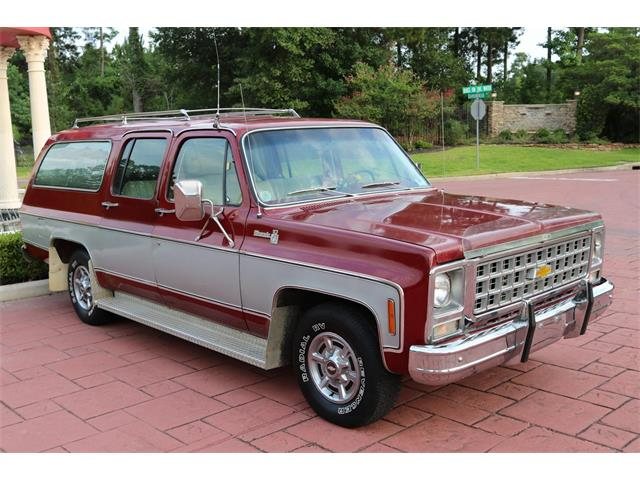 1979 Chevrolet Suburban (CC-1415251) for sale in Conroe, Texas