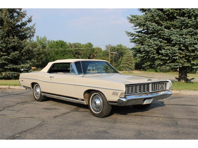 1968 Ford XL (CC-1415256) for sale in billings, Montana
