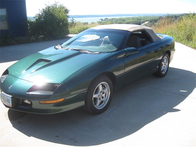 1997 Chevrolet Camaro SS (CC-1415257) for sale in billings, Montana