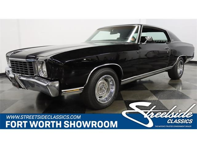 1972 Chevrolet Monte Carlo (CC-1415266) for sale in Ft Worth, Texas