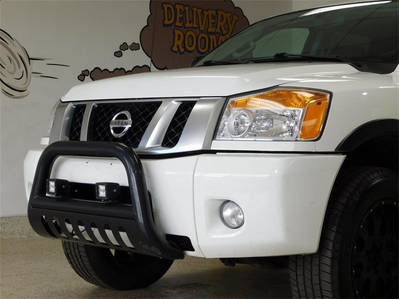 2015 Nissan Titan (CC-1415268) for sale in Hamburg, New York